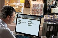 Operatore di magazzino merci